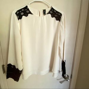 Beautiful blouse from Chico's